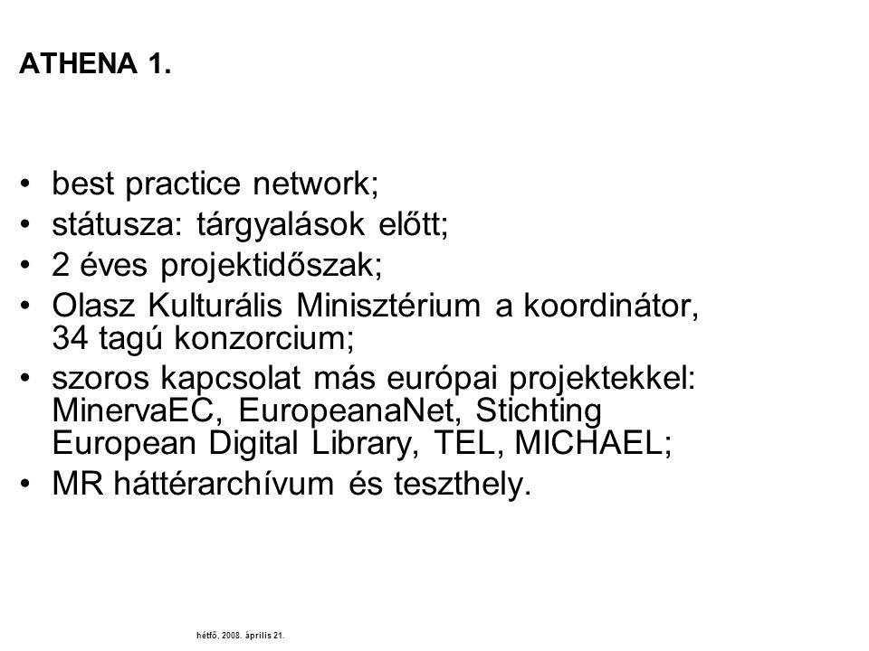 ATHENA 1.