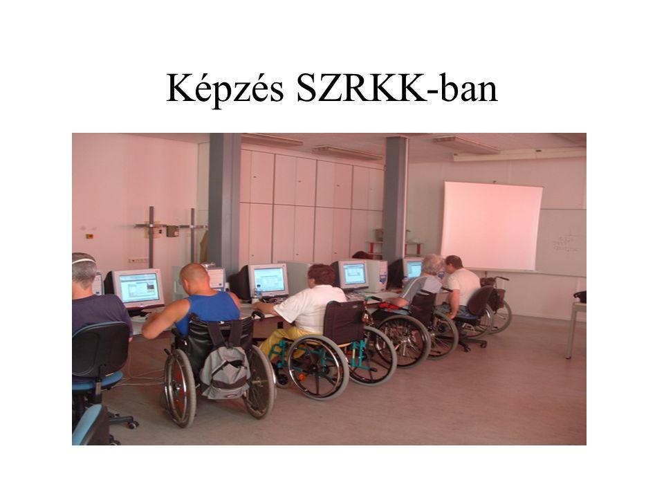 Képzés SZRKK-ban