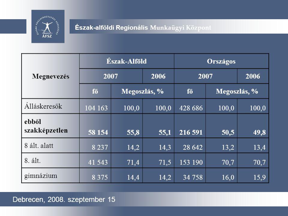 Új arculati javaslatok Debrecen, 2008.