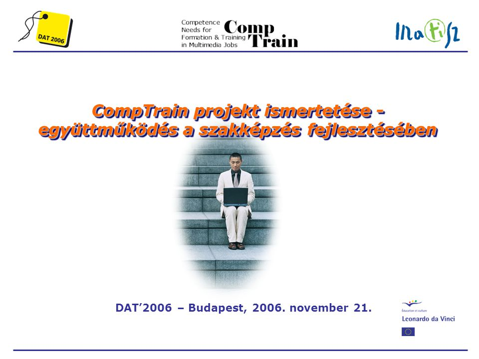 DAT'2006 – Budapest, 2006. november 21.