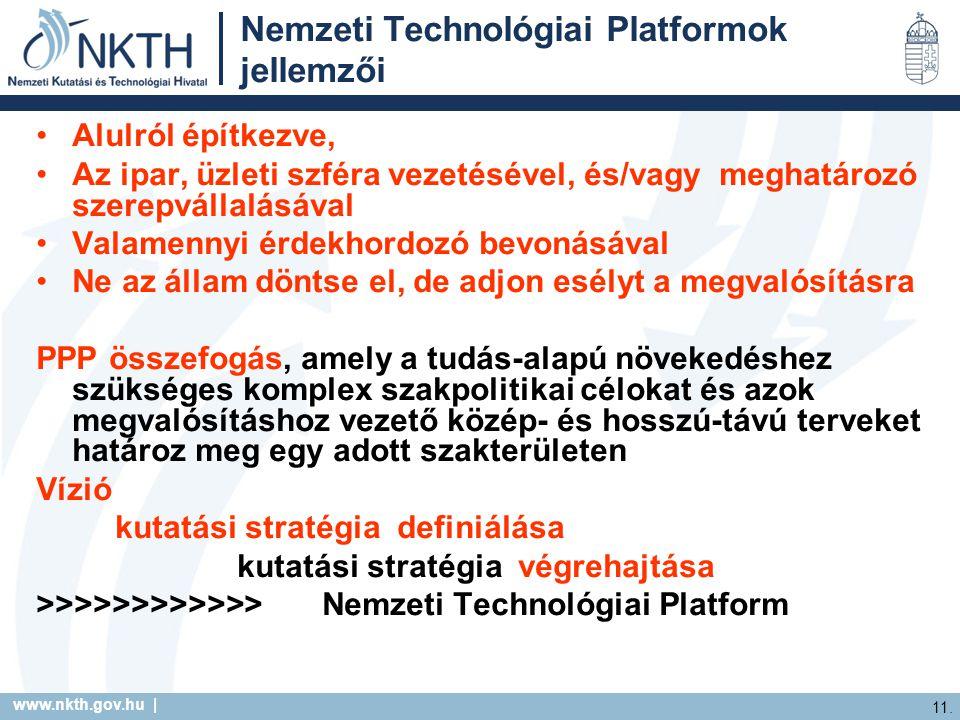 www.nkth.gov.hu | 11.