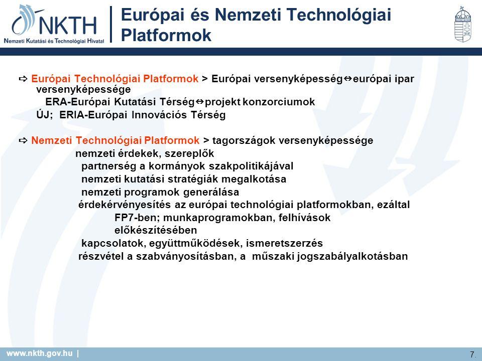 www.nkth.gov.hu | 18.Hogyan tovább.