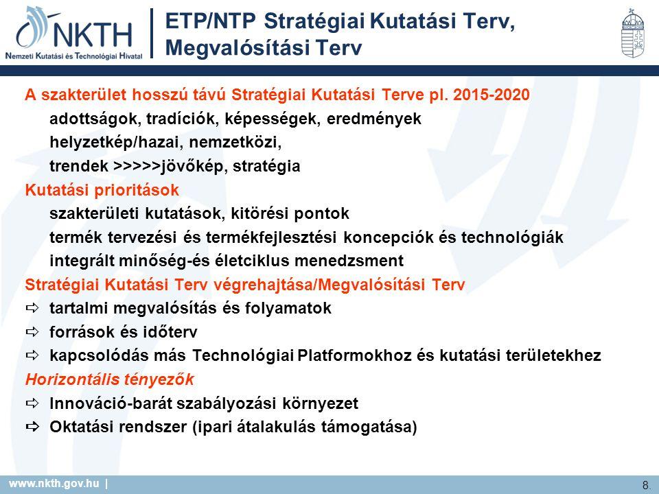 www.nkth.gov.hu | 8.