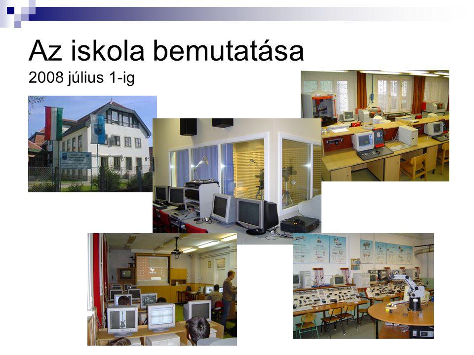 Iskolarendszerű képzés Közel 500 tanuló 2001-től ECDL vizsgaközpont – 10.