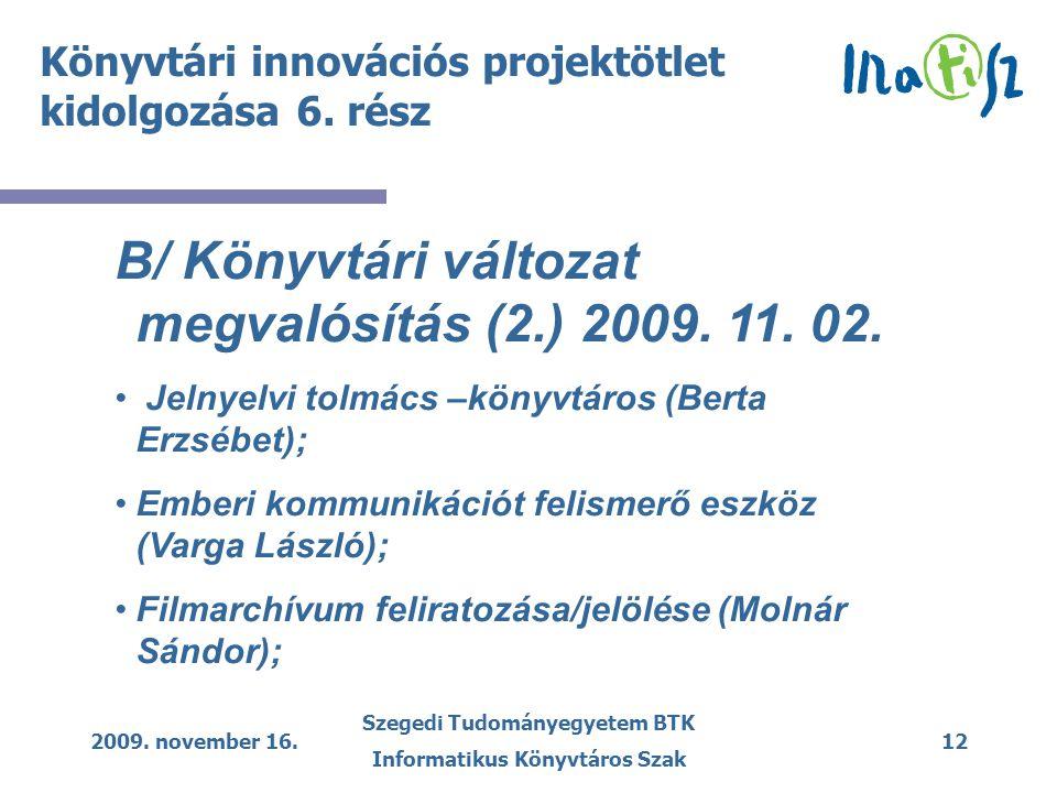 2009. november 16.