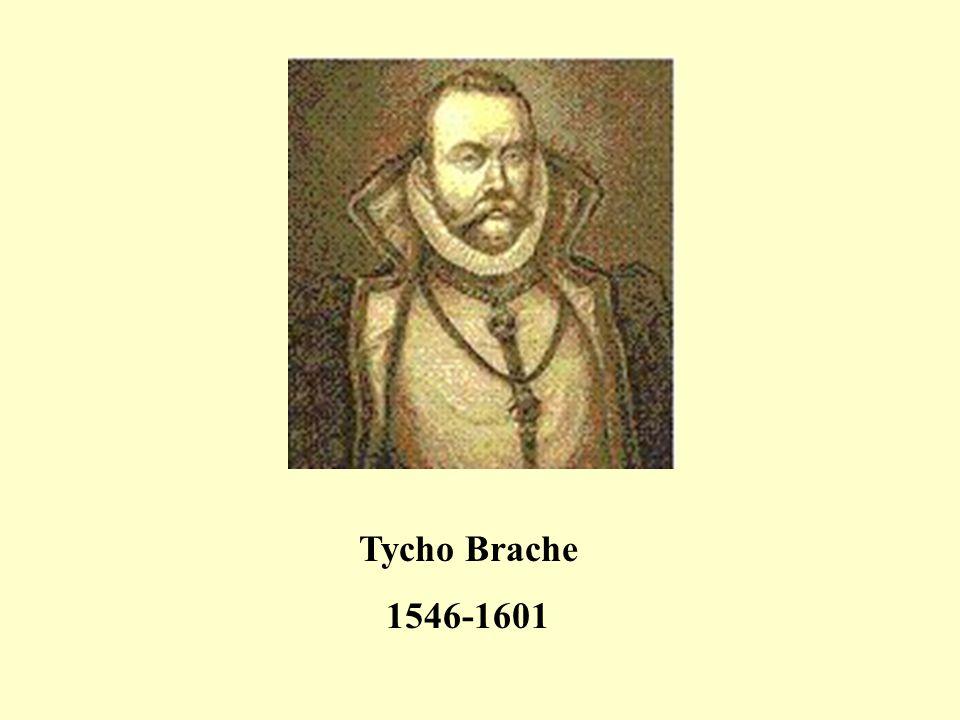Tycho Brache 1546-1601