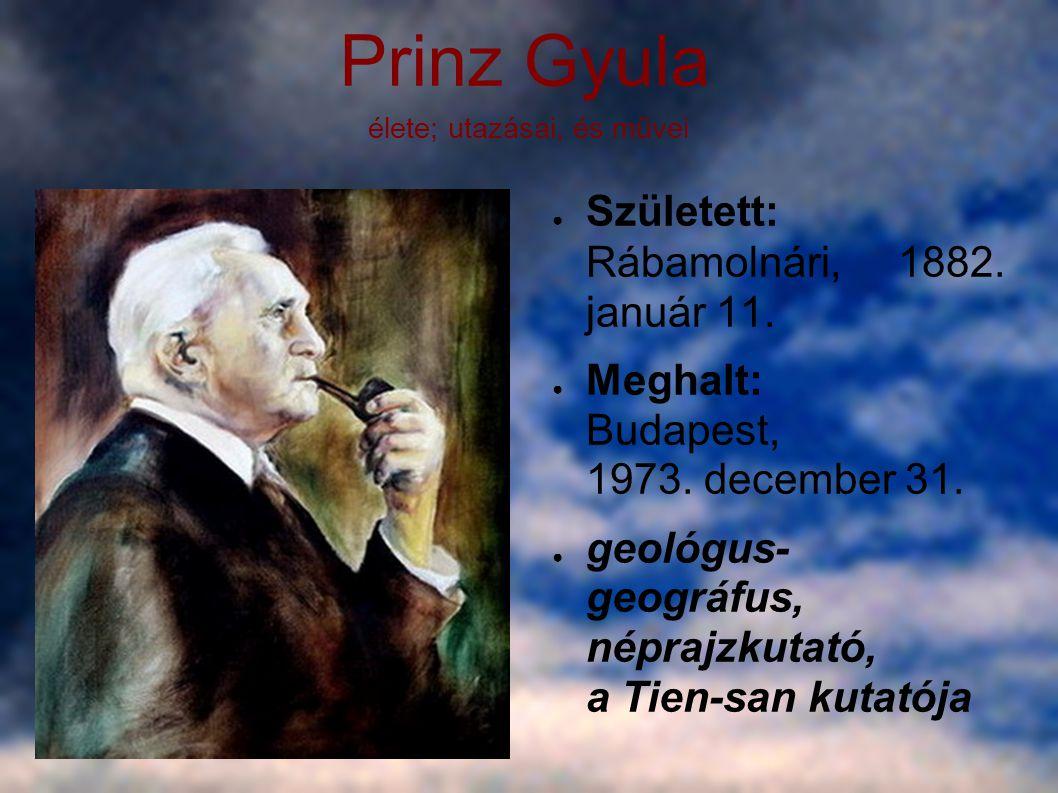 ● Született: Rábamolnári, 1882. január 11. ● Meghalt: Budapest, 1973.