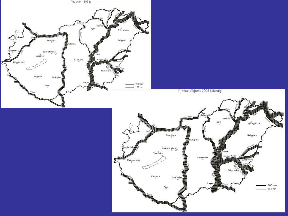 De minden folyó más, pl.miben különbözik a Duna és a Tisza.