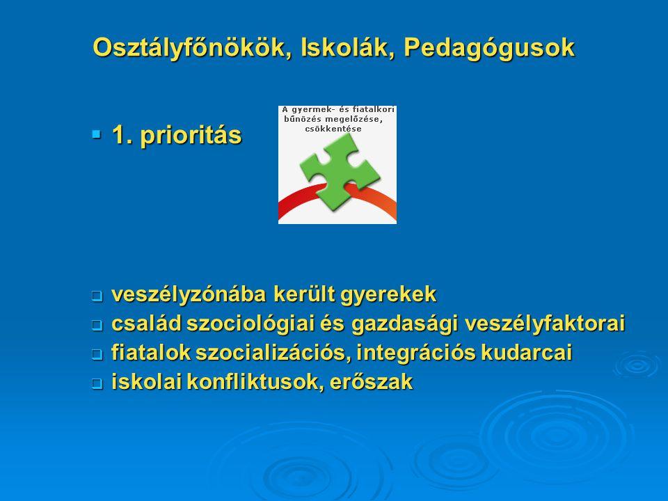Osztályfőnökök, Iskolák, Pedagógusok  1.