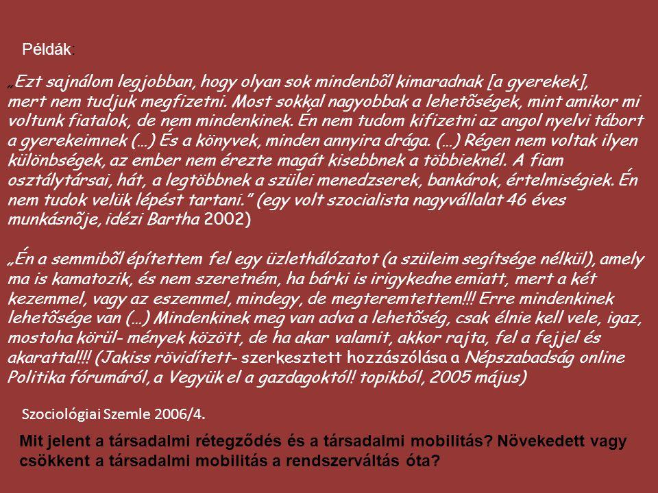Csepeli György: Rendszerváltás, 2009
