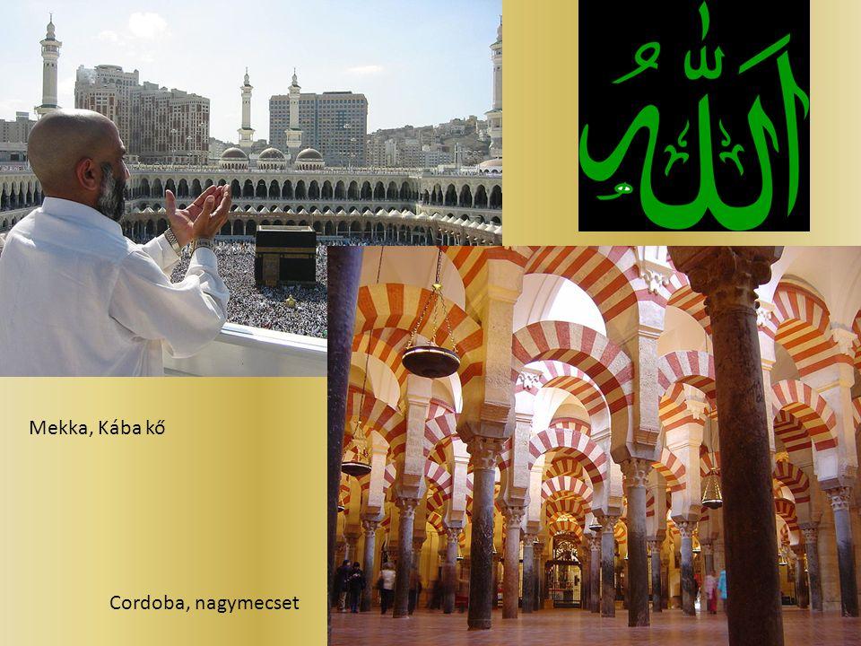 Mekka, Kába kő Cordoba, nagymecset