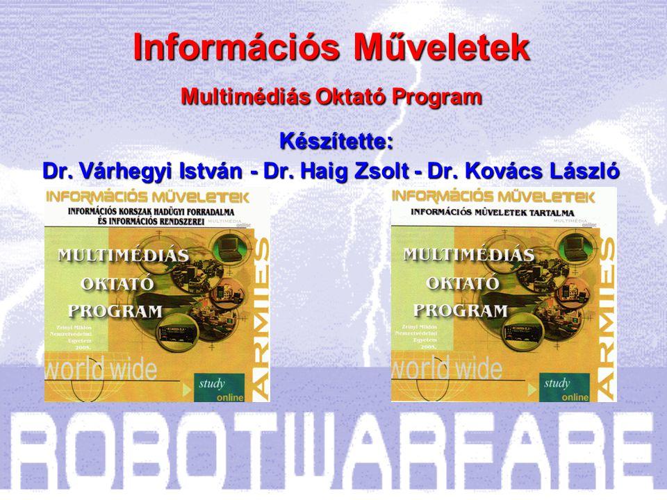 Multimédiás tananyagok Két példa a ZMNE-ről