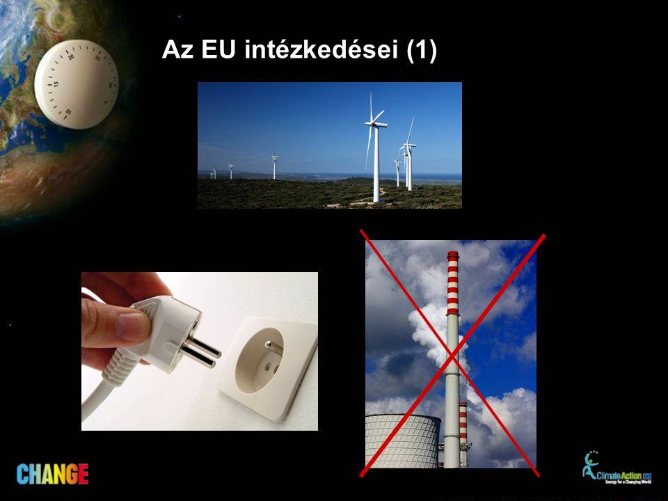Az EU intézkedései (1)