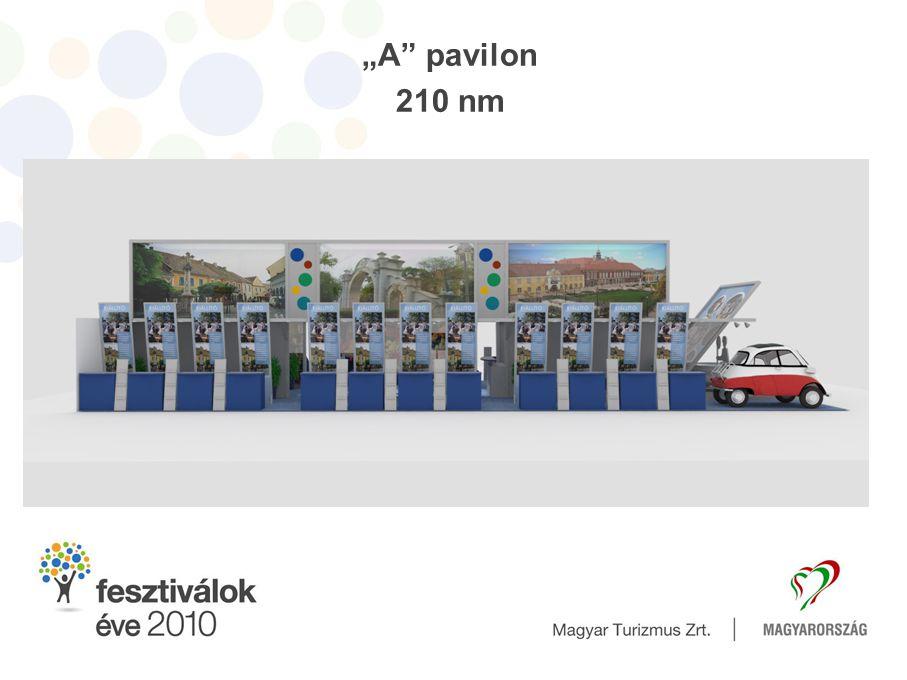 """""""A pavilon 210 nm"""