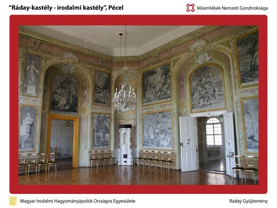 Május: Könyvtár, dolgozó, barokk konyha
