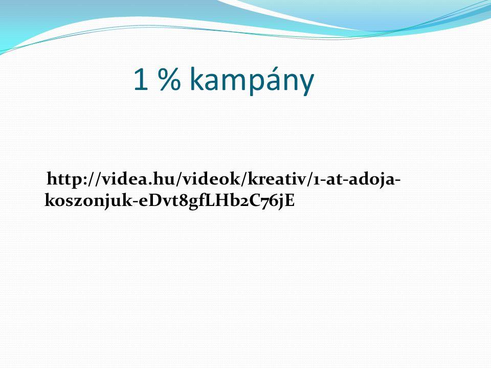 http://videa.hu/videok/kreativ/1-at-adoja- koszonjuk-eDvt8gfLHb2C76jE