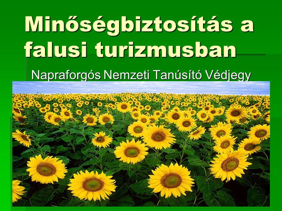 Falusi turizmus Magyarországon  5000 fő alatti vagy 100 fő/km2 alatti településeken  a falusi életkörülmények, a helyi vidéki szokások és kultúra, valamint a mezőgazdasági hagyományok komplex módon bemutatásra kerülnek  Maximum 8 szoba/16 férőhely  Szálláshely-üzemeltetési engedély
