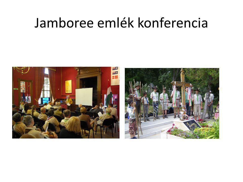 Jamboree emlék konferencia