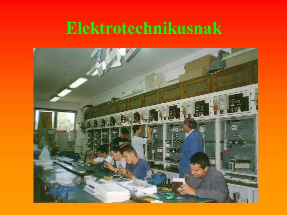 Elektrotechnikusnak