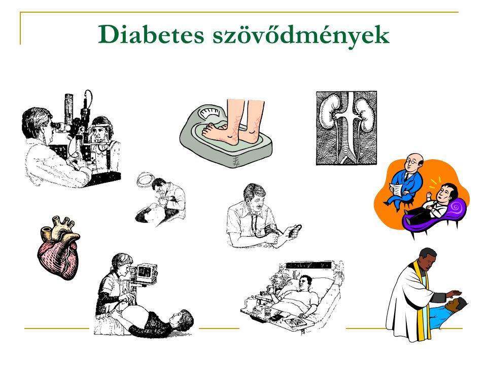 Diabetes szövődmények