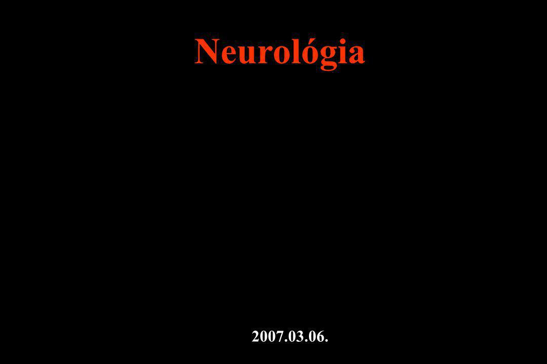 Neurológia 2007.03.06.