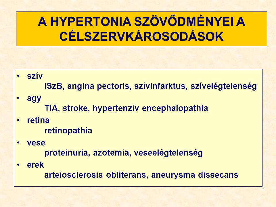 MONOTERÁPIA Systolés vérnyomás csökkenése: 6,18 Hgmm Diastolés vérnyomás csökkenése: 3,79 Hgmm Jól beállított betegek: + 37% Mellékhatás gyakorisága: + 7% J Hypertens 2002;20(Suppl.4):S244 Health Techn Assessm 2003; 7:31 KOMBINÁLT KEZELÉS VÉRNYOMÁS ÉS KOCKÁZATCSÖKKENÉS