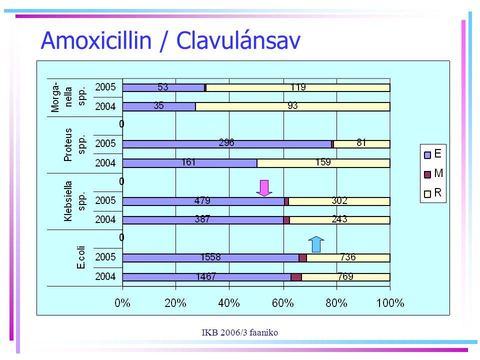 IKB 2006/3 faaniko Amoxicillin / Clavulánsav