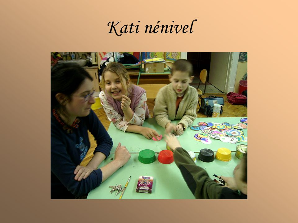 Kati nénivel
