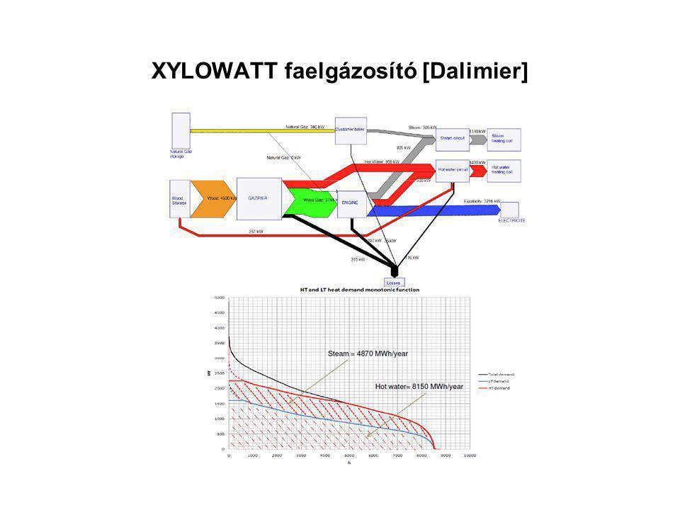 XYLOWATT faelgázosító [Dalimier]
