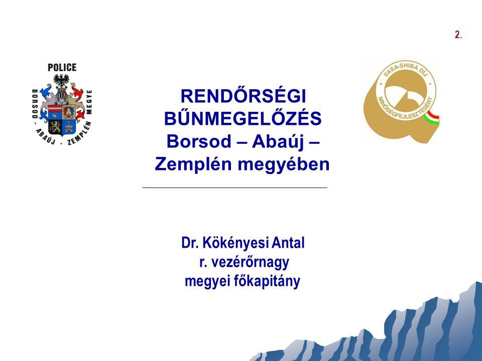 """""""Együtt a bűnözés ellen program alapjai  Regionális Bűnmegelőzési Oktatási Központ (BMA-ÉRBOK) létrehozása Észak-Magyarország területén, a Miskolci Egyetem bázisán."""