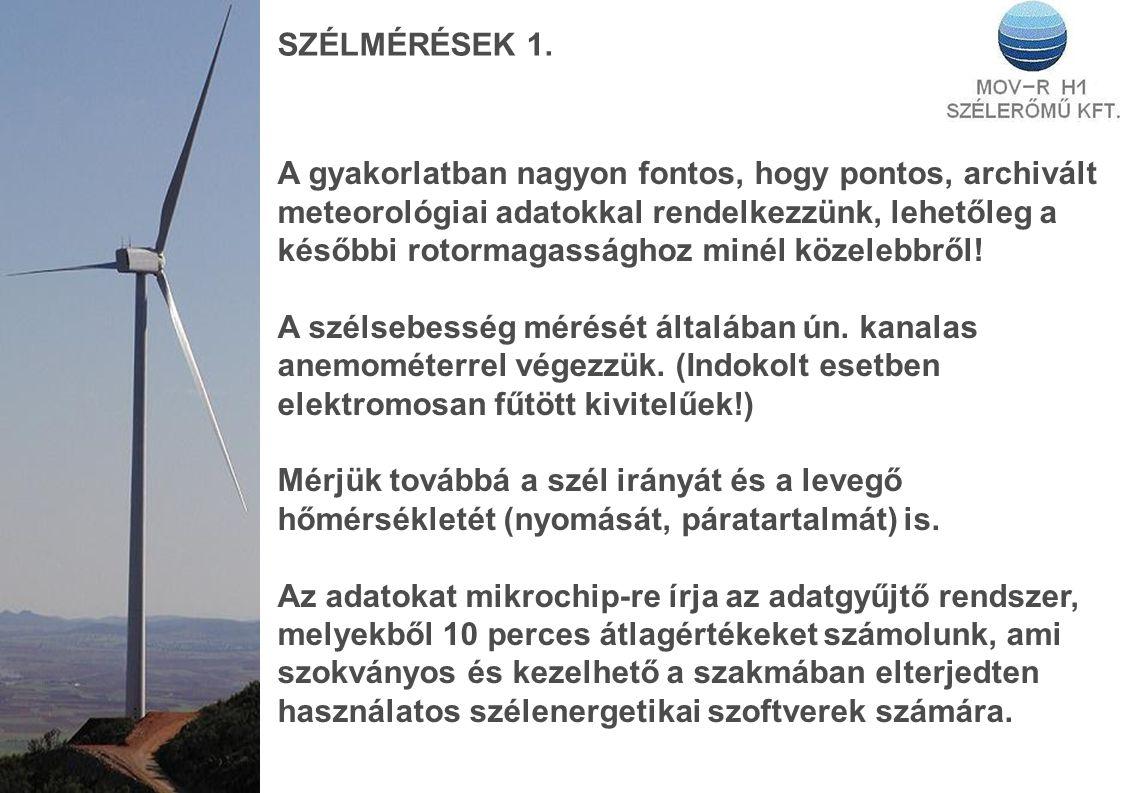 SZÉLMÉRÉSEK 1.