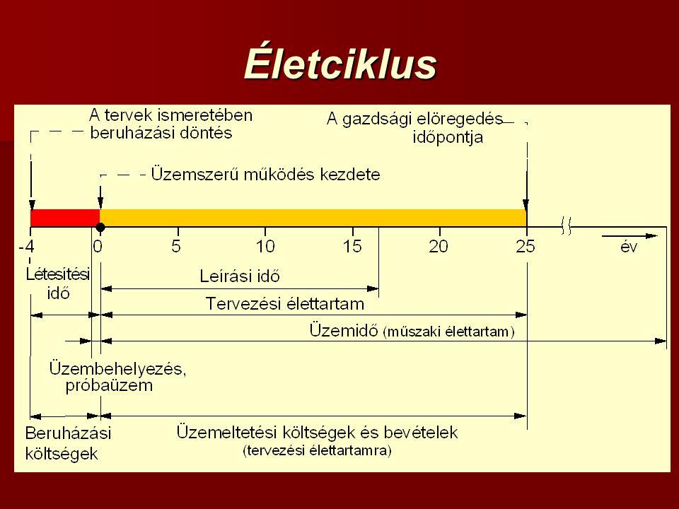 Externális költségek Az externália értelmezése az energetikában: szennyezőanyag kibocsátással kapcsolatos hatások.