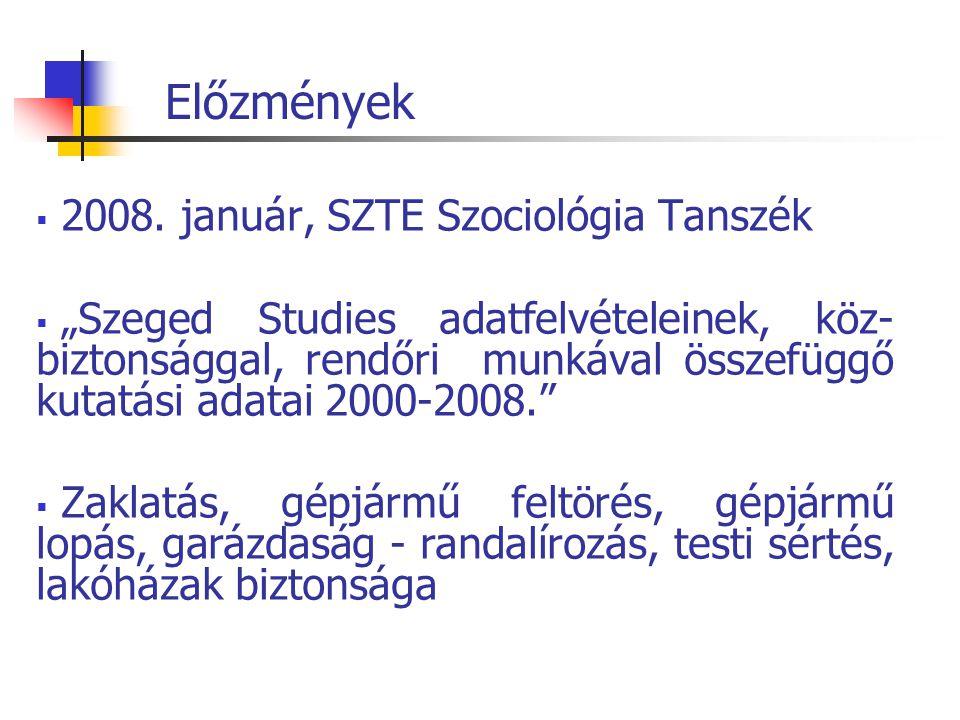 Előzmények  2008.
