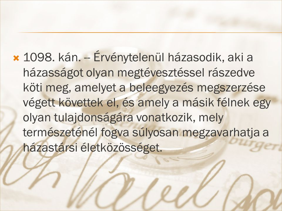  1098. kán.