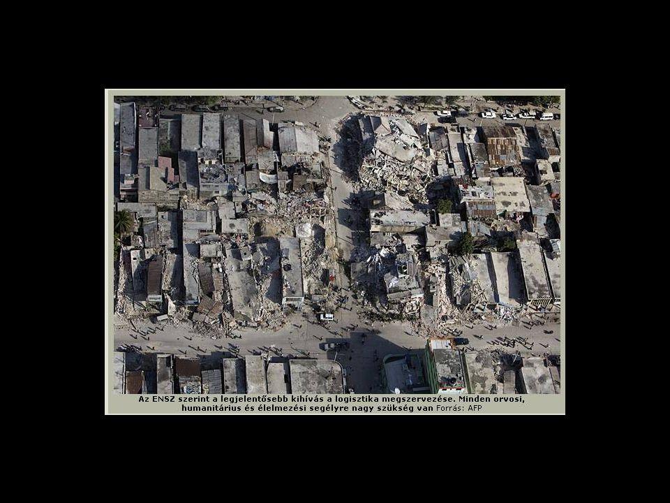 A Wikipédiából, a szabad enciklopédiából. A 2010-es haiti földrengés az Richter-skála szerinti 7,0 erősségű, pusztító földrengés volt, melynek központ