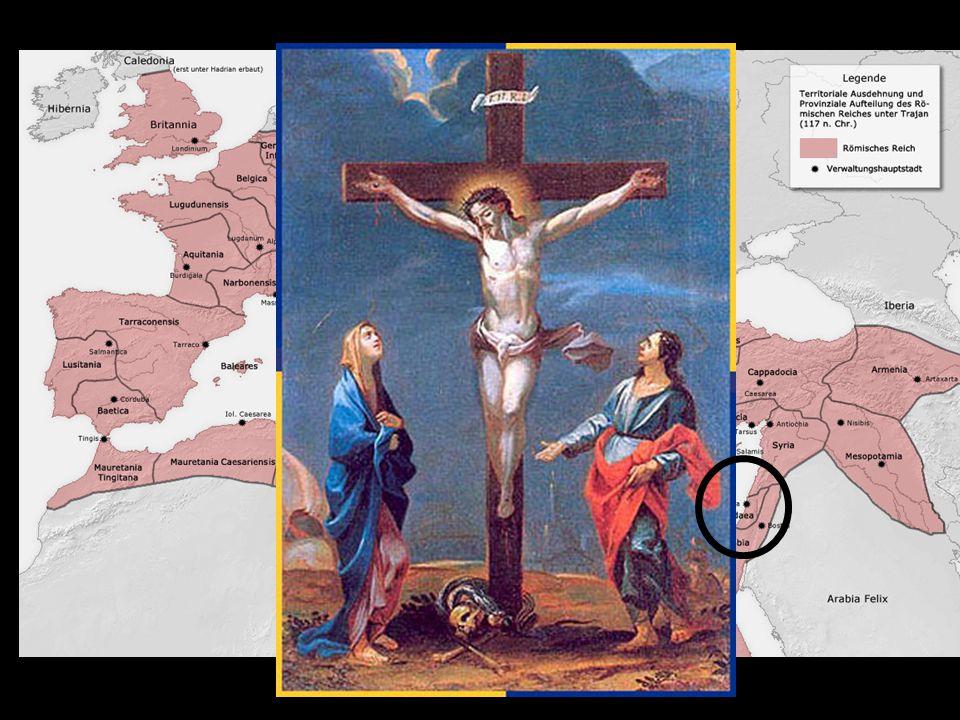 A kereszténység kialakulása és terjedése  Nagy Heródes (Kr.e. 37-Kr.u.4.) idején születik Krisztus  6-tól Júdea provincia  a római elnyomás miatt a