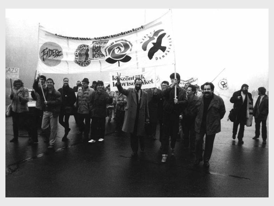 """Problémák MDF – MSZP kiegyezés? SZDSZ-Fidesz: """"négyigenes"""" népszavazás kormányozhatóság"""