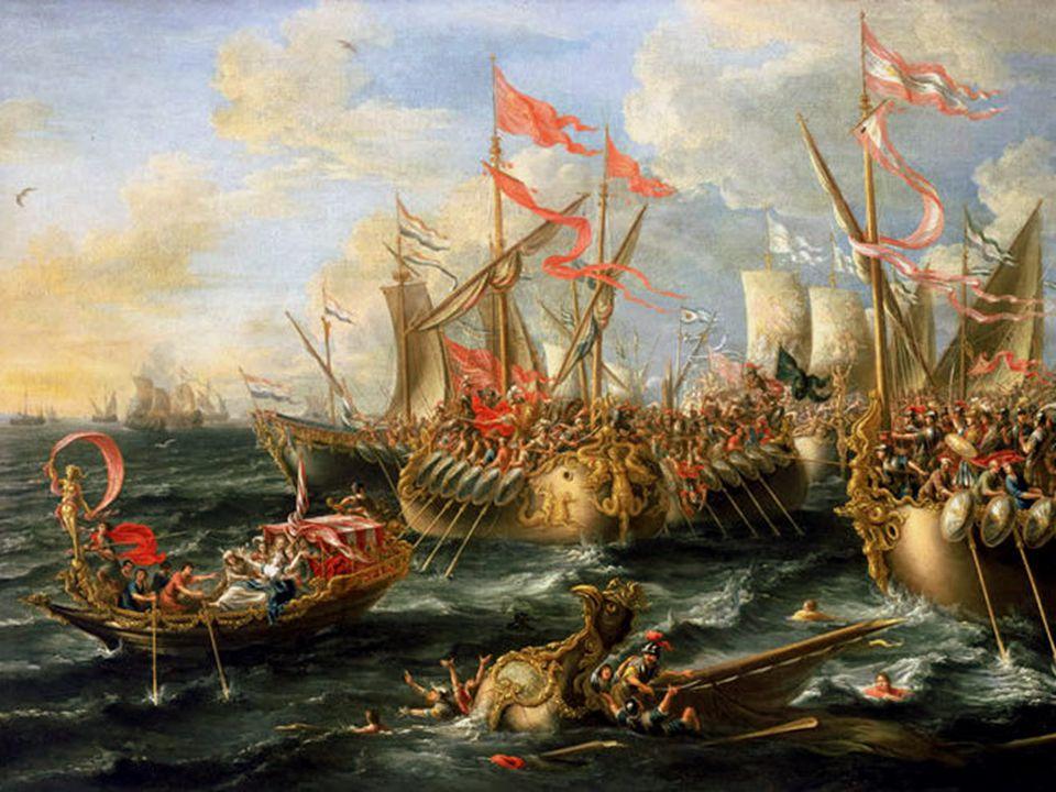 Az actiumi csata