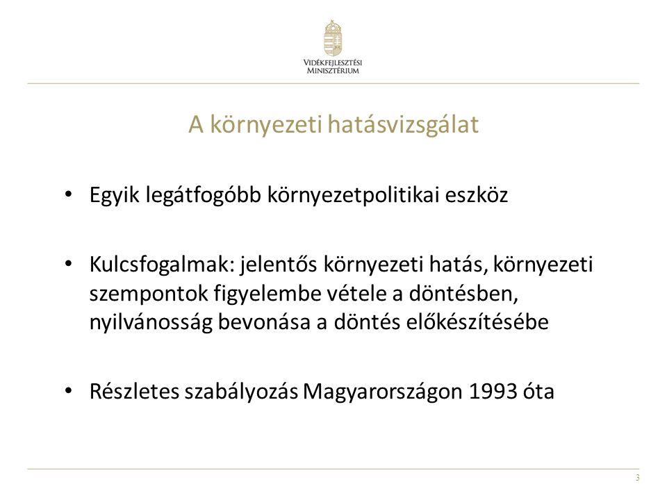 14 Problémás területek, megoldási javaslatok 314/2005.