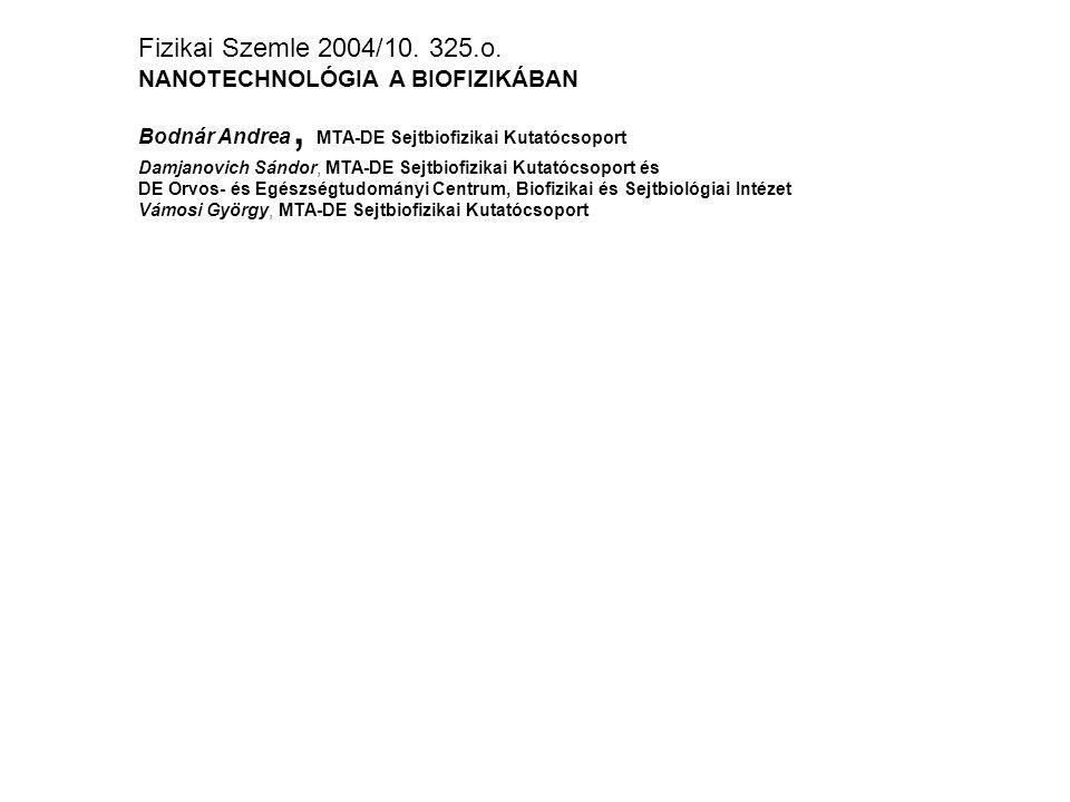 Fizikai Szemle 2004/10. 325.o.