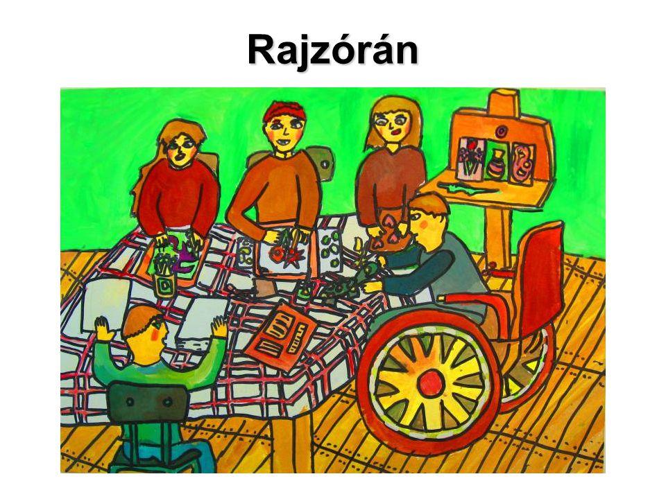 Rajzórán