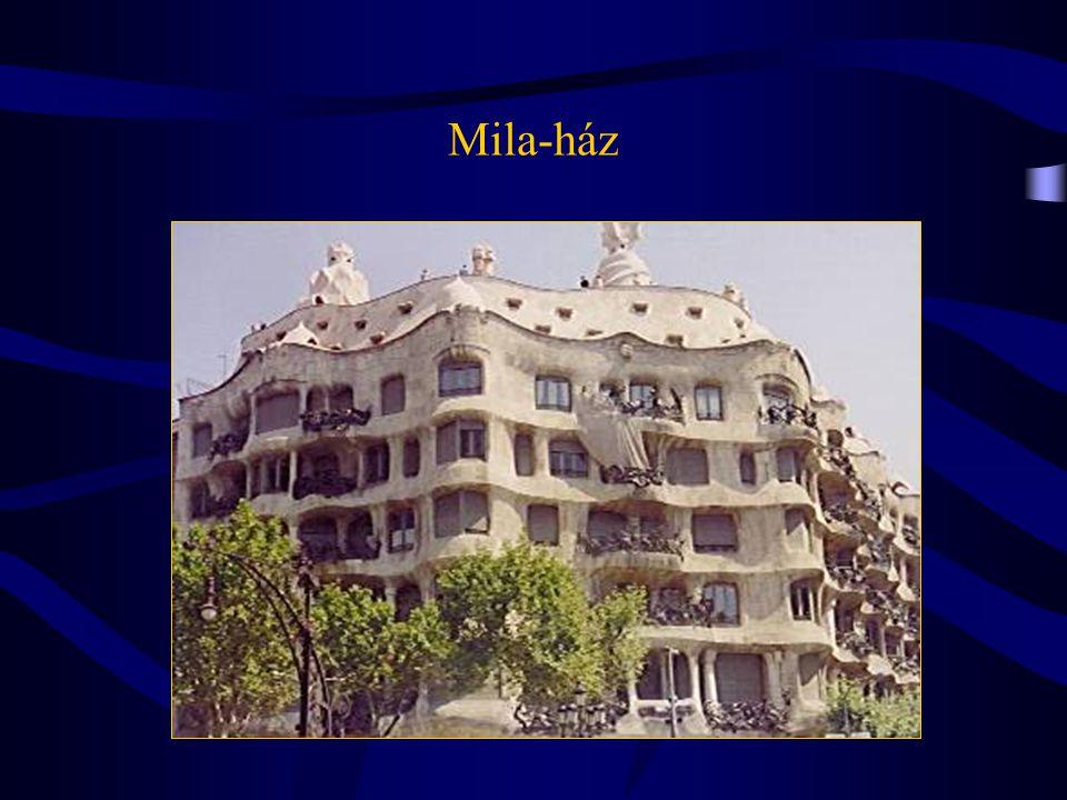 Mila-ház