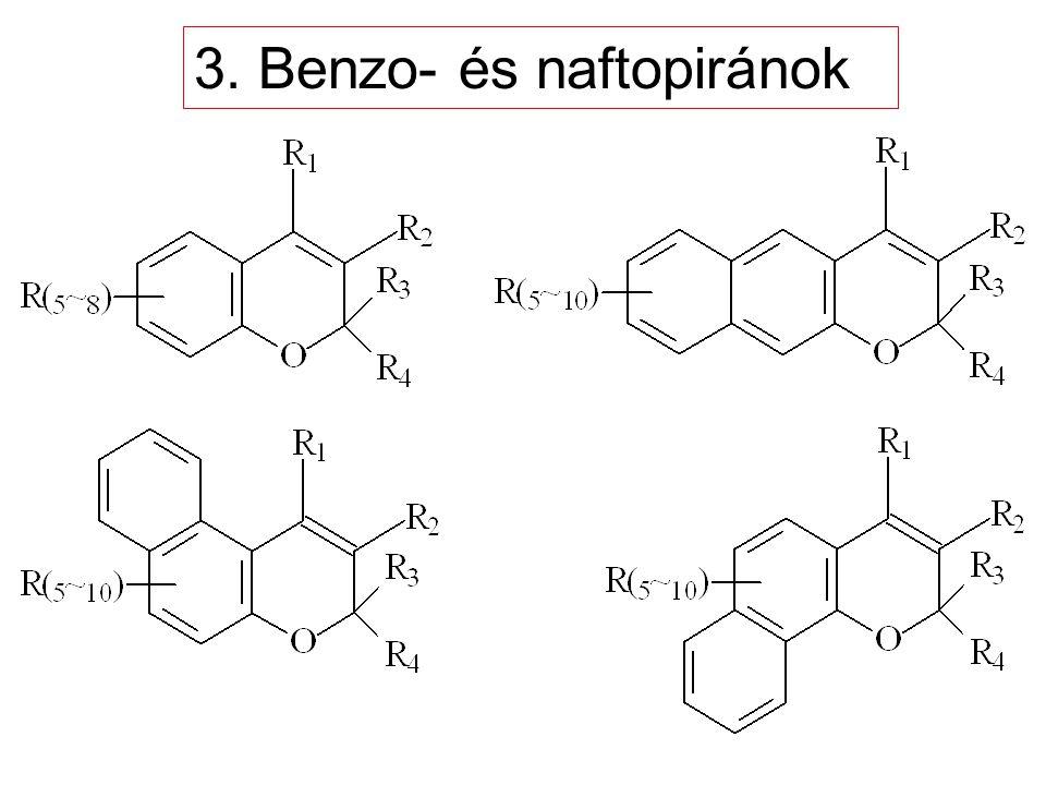 3. Benzo- és naftopiránok