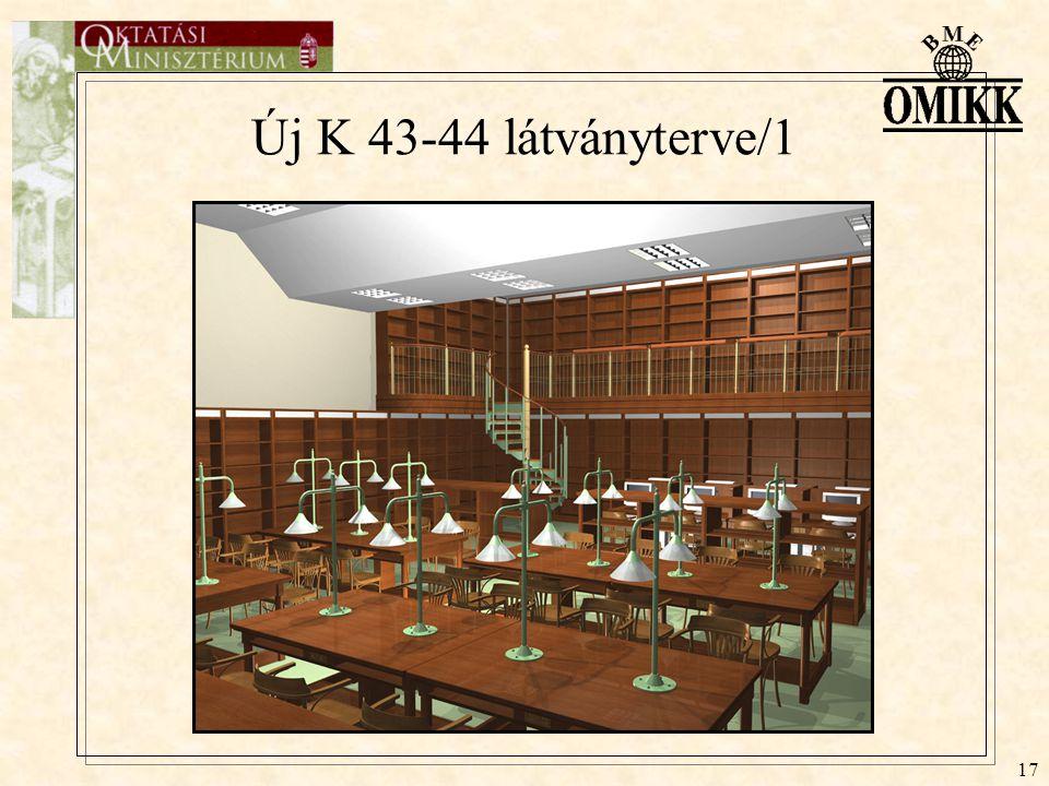 17 Új K 43-44 látványterve/1