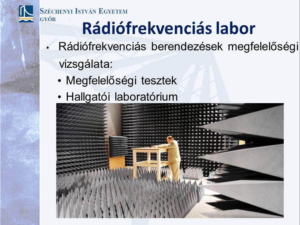 A TIOP Keretében beszerzett legújabb berendezések Lasersintern CT Prüfung