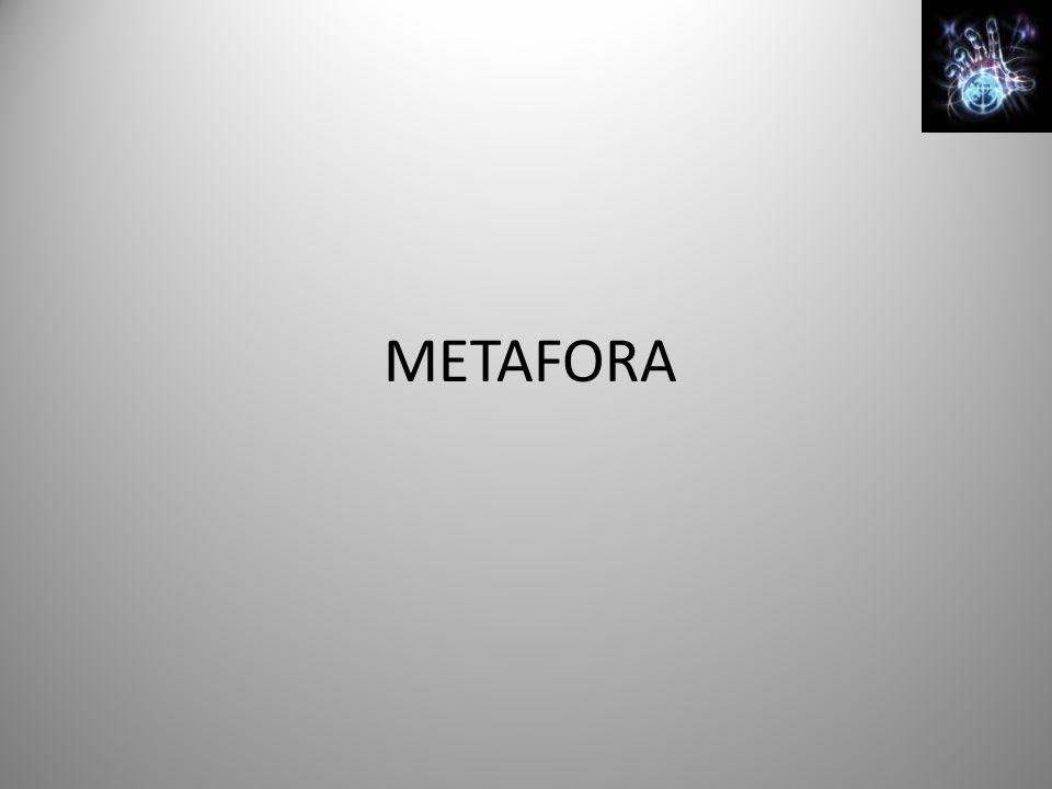 Hagyományos metafora-felfogás: Nyelvi kép, mikor egy dolgot úgy hasonlítunk a másikhoz, hogy a kettőt azonosítjuk egymással