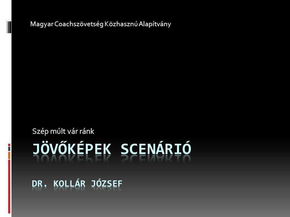 Szép múlt vár ránk Magyar Coachszövetség Közhasznú Alapítvány