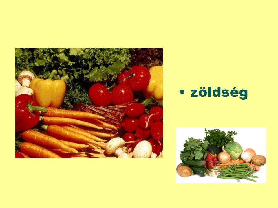 Tudod a választ. Honnan származnak a zöldségek fajtái.