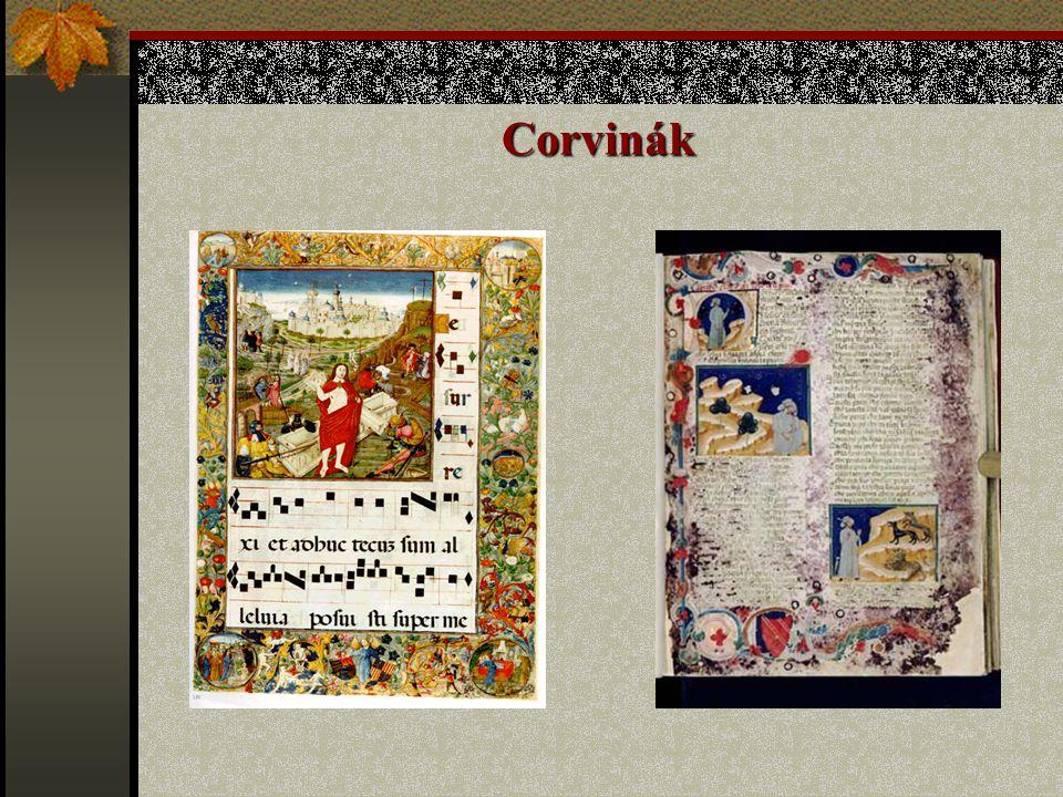 Corvinák