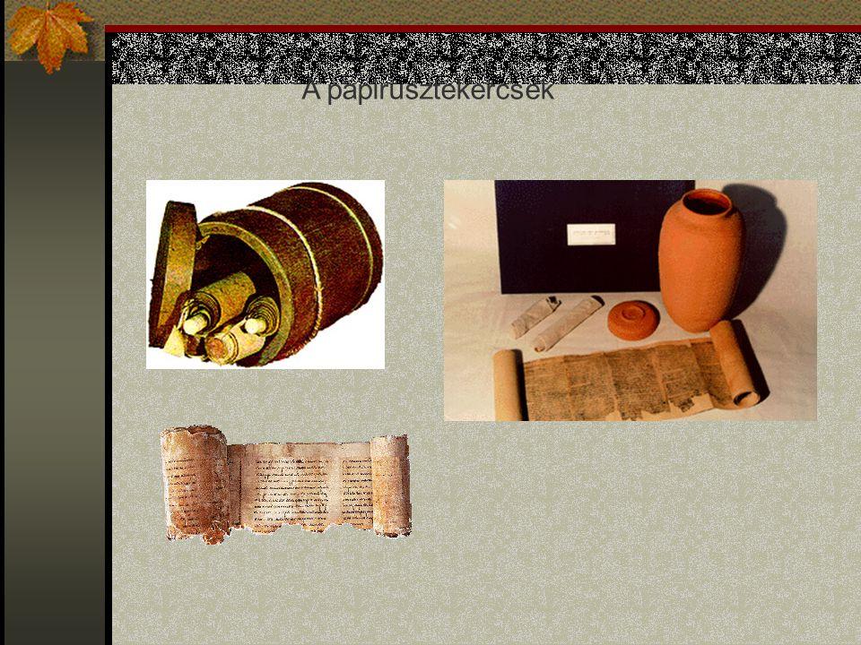 A könyvtárak szolgáltatásai 1.Kölcsönzi a dokumentumokat, de egyes dokumentumféléket (pl.